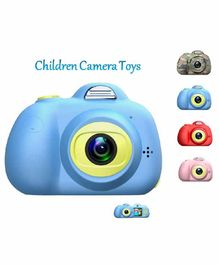 Fiddlerz Kids Camera 1080P Mini 2.0 Inch (Color May Vary)