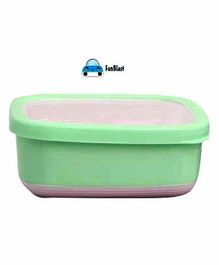 FunBlast Insulated Lunch Box 900 ml - Green