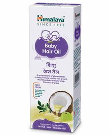 Himalaya Baby Hair Oil - 200 ml