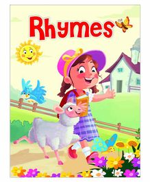 Laxmi Prakashan Rhyme Book - English
