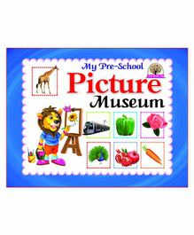 Laxmi Prakashan Picture Museum Book - English