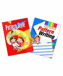 Laxmi Prakashan Pattern Style and Pattern Writing Book Pack of 2 - English