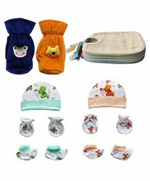 Mom's Home Baby Gift Set - Multicolor
