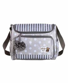 My NewBorn Premium Diaper Bag - Grey