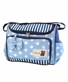 My NewBorn Premium Diaper Bag - Blue