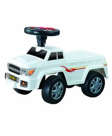 Toyshine Jeep Model Ride on - (Color may vary)