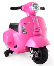 Vespa Battery Operated Ride On - Pink