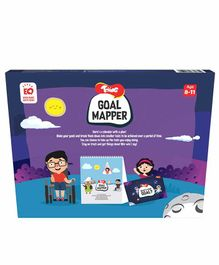 Toiing Fun Goal Mapper Planning Kit   - Multicolor