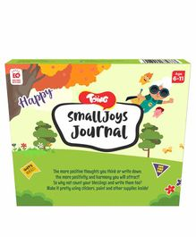 Toiing Small Daily Journal - Multicolor