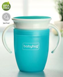 Babyhug 360° Training Sipper Cup Blue - 240 ml