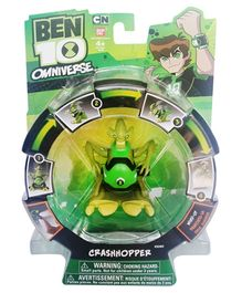 Ben 10 Mechanized 3 Inch Aliens - Crashhopper