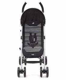 Joie Stroller with 5 Point Safety Harness - Black