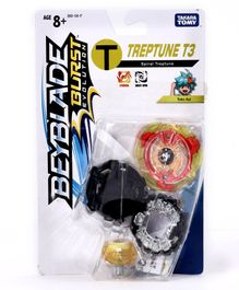 Takara Tommy Beyblade Burst Evolution Treptune T3 - Yellow