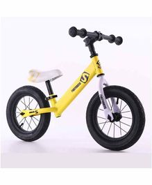 Syga Balance Bike Yellow - 11.8 inches