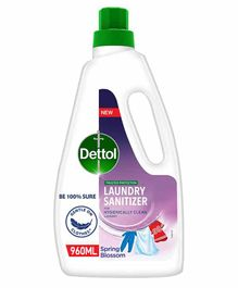 Dettol Laundry Sanitizer Spring Blossom - 960 ml