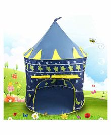 Webby Prince Castle Play Tent - Blue