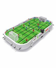 Webby Mini Table Football Board Game - Multicolor