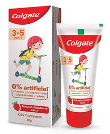 Colgate Strawberry Flavoured Toothpaste - 80 gm