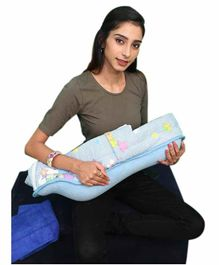Hoopa Covered Pillow Star Print (Color May Vary)