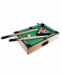 Skylofts Table Top Billiards Game - Multicolor