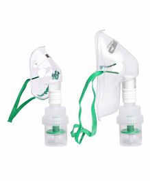 MCP Nebulizer Adult and Child Mask - White