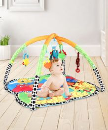 Baby Play Gym with Overhead Toys - Multicolor