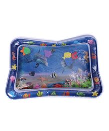 Inflatable Baby Mat - Blue