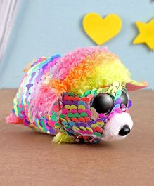 Ty Toy Rainbow Flippable Poodle Soft Toy Multicolor - Height 6 cm