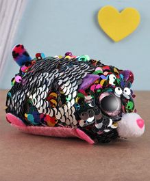 Ty Toy Dotty Leopard Flippable Soft Toy Multicolor - Height 5 cm