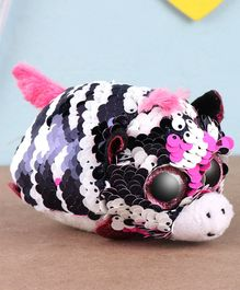 Ty Toy Zoey Flippable Zebra Multicolor - Height 5 cm
