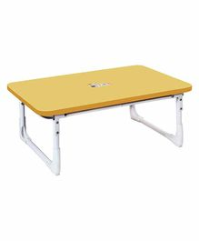 Sohum Foldable Bed Table - Yellow