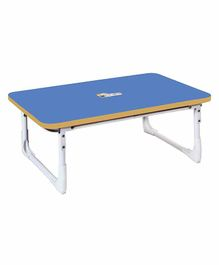 Sohum Foldable Bed Table - Blue