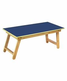 Sohum Bed Table - Blue