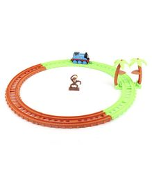 Thomas & Friends Monkey Trouble Track Master Set - Multicolour