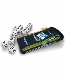 K's Kids Bananagrams Zip It Vocabulary Game - Blue