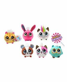 Zuru Coco Scoop Plush Scoop Soft Toy - (Color May Vary)