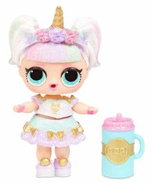 LOL Sparkle Series  Fashion Doll  Collectible Pink - Height 10.7 cm