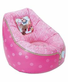 LOL Inflatable Chair for Kids - Pink