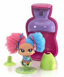 Hairdooz Shampoo Pack With Doll (Assorted Doll Figures) - 14.5 cm