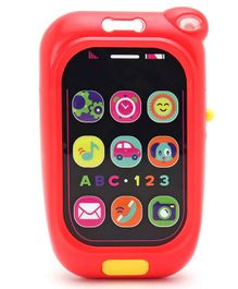 K'S Kids Intelligent Phone - Red