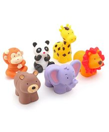 K'S Kids Popbo Animal Building Blocks Multicolor - 6 Pieces