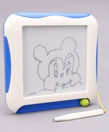 K'S Kids Mini Doodle Studio - White
