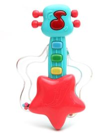 K'S Kids Musical Rock Star Guitar - Red & Blue