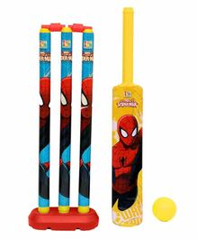 VWorld Cricket Set Kit Avengers Design (Characters and Colors May Vary)