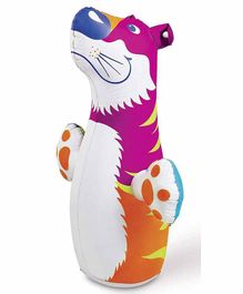 VWorld Hit Me Tiger  Toy Multicolour - 60 cm
