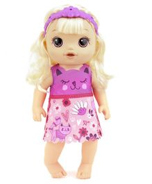 Baby Alive Snip & Style Doll With Accessories - Height 32.5 cm