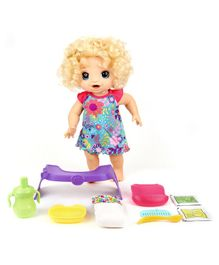 Baby Alive Happy Hungry Baby with Accessories - Height 40.5 cm