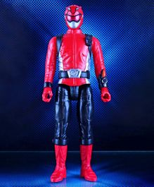 Power Rangers Red Ranger Action Figure Red Blue - Height 29 cm