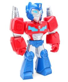 Transformers Mega Mighties Optimus Prime Red Blue - Height 27 cm