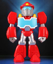 Transformers Mega Mighties Optimus Prime Red  - Height 25 cm